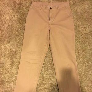 32x34 Khaki pants